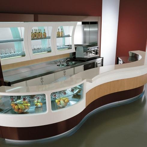 Mobiliario comercial dise o fabricaci n e instalaci n de for Mobiliario de bar