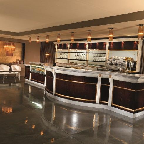 Mobiliario comercial dise o fabricaci n e instalaci n de - Mostradores de bar ...